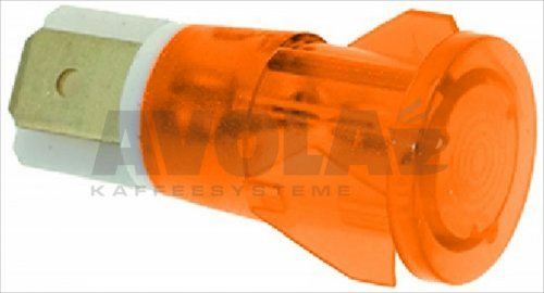 Signallampe orange 230V - avola-coffeesystems
