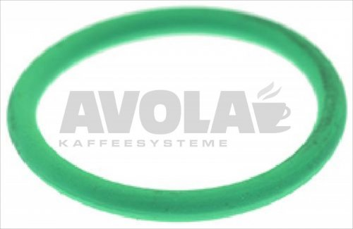 Dichtung OR 02062 Viton grün Ode Magnetventil - avola-coffeesystems